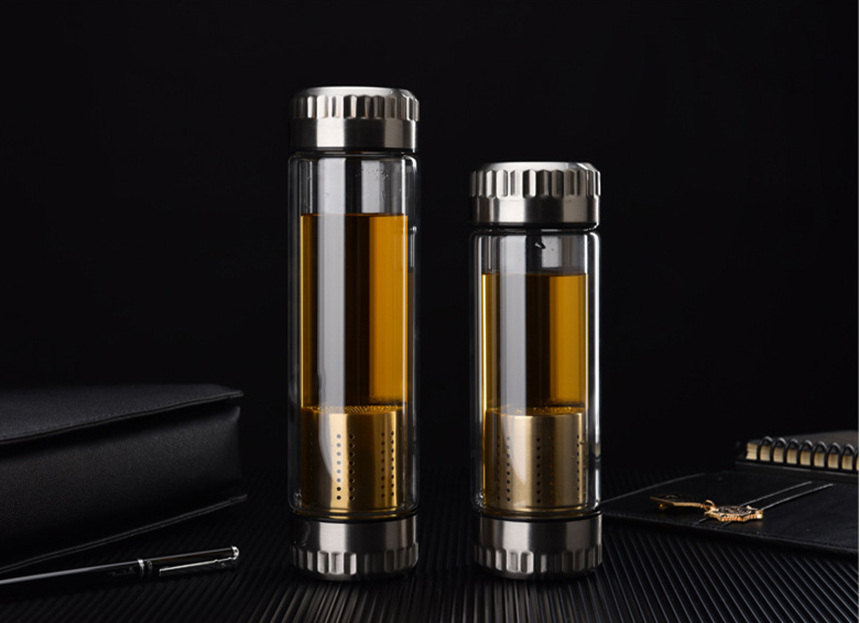 _400ML-Business-Type-Water-Bottle-Glass-Bottle-with-Stainless-Steel-Tea-Infuser-Filter-Double-Wall-Glass7